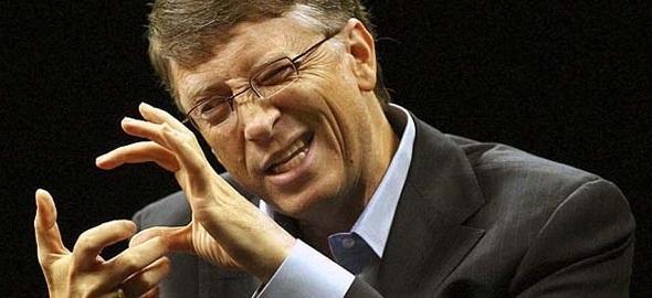 Bill Gates Sesali Tak Belajar Bahasa Arab !