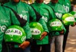 Berkembang Pengendara Go-Jek di Jakarta