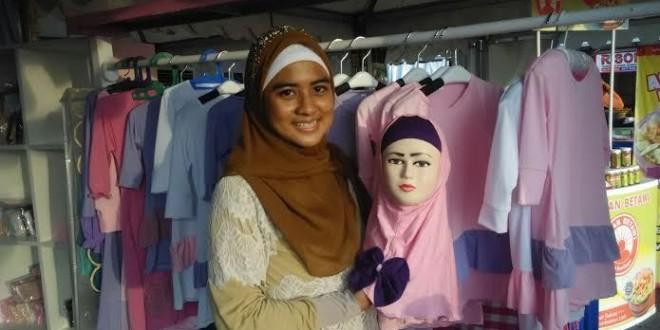Berawal Iseng, Dzuatqya Raup Rp 60 Juta/Bulan dari Bisnis Jilbab
