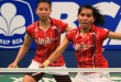 Nitya/Greysia Juara Kedua Ganda Puteri Indonesia Open