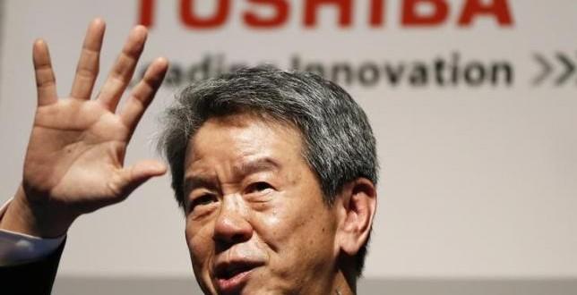 CEO Toshiba Mundur, Tersangkut Skandal Keuangan
