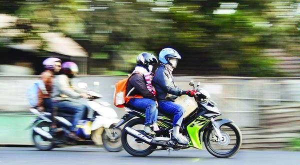 Waspada Mudik Pakai Sepeda Motor