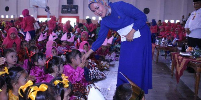 Sri Meliyana: Kita Perlu Lanjutkan Semangat Juang Pahlawan