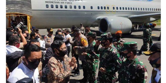 Meski Tugasnya Berat, Mahfud MD Minta Aparat di Papua Tak Mudah Terpancing Provokasi