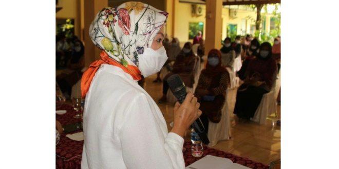 Sri Meliyana: Di Masa Pandemi, Kader Posyandu Harus Tetap Bergerak